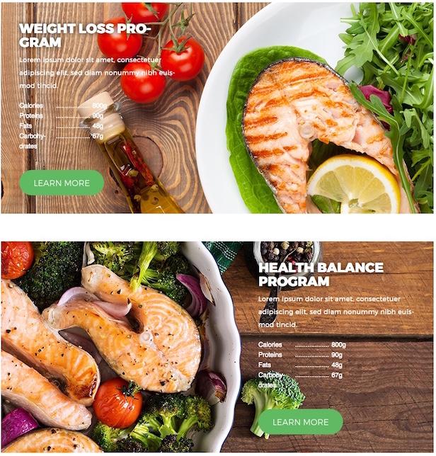 Madang WordPress theme organic landing sales page